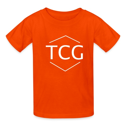 Simple Tcg hoodie - Kids' T-Shirt