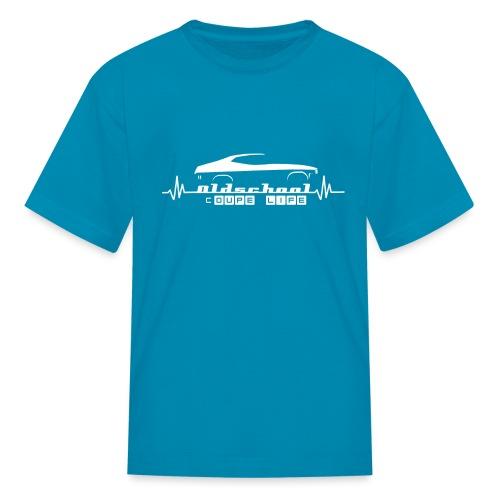 xd coupe life - Kids' T-Shirt