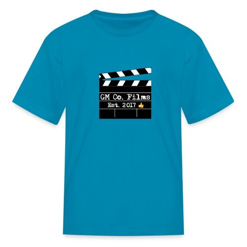 G.M.co Films logo - Kids' T-Shirt