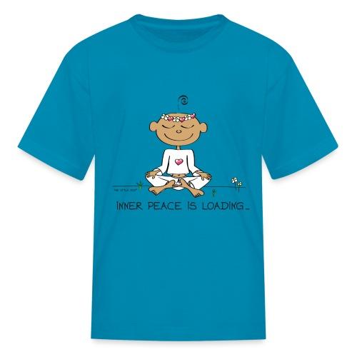Inner Peace is Loading - Kids' T-Shirt