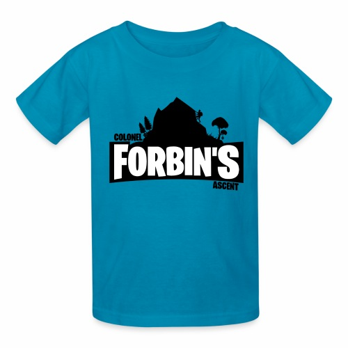 Colonel Forbin's Ascent - Kids' T-Shirt