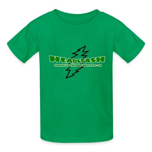Headstash T-Shirts - Kids' T-Shirt