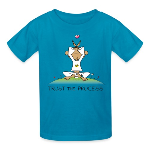 Trust the Process - Kids' T-Shirt