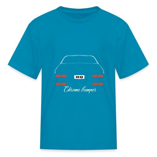 hq chrome - Kids' T-Shirt