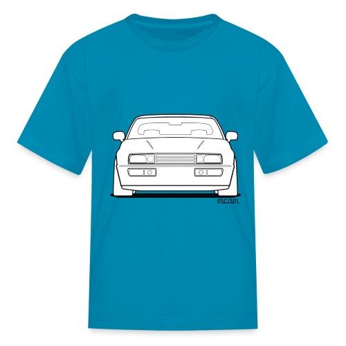 Wolfsburg Rado Outline - Kids' T-Shirt