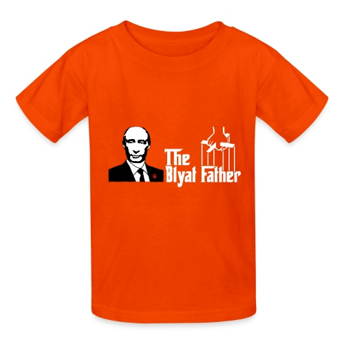 The Blyat Father - Kids' T-Shirt