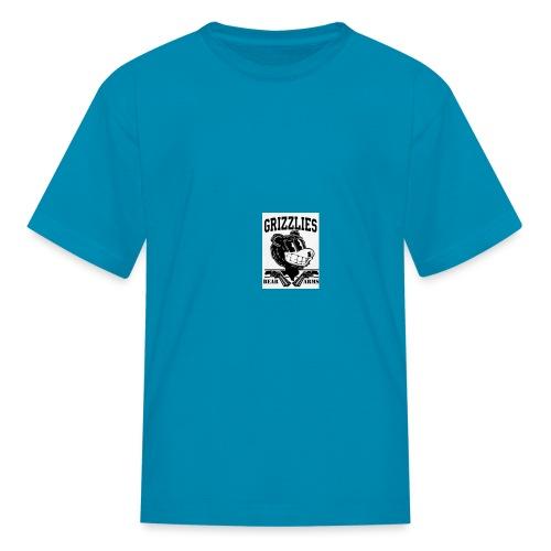 beararms - Kids' T-Shirt