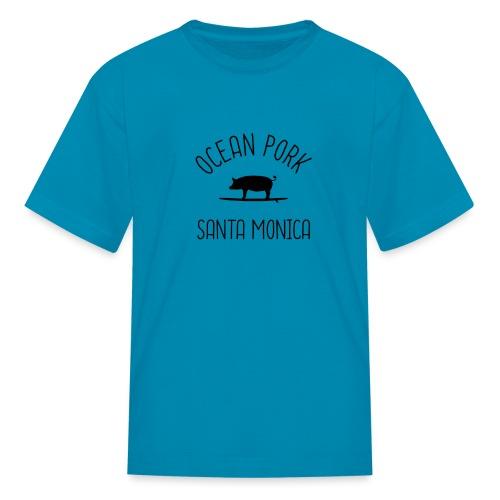 Ocean Pork b - Kids' T-Shirt