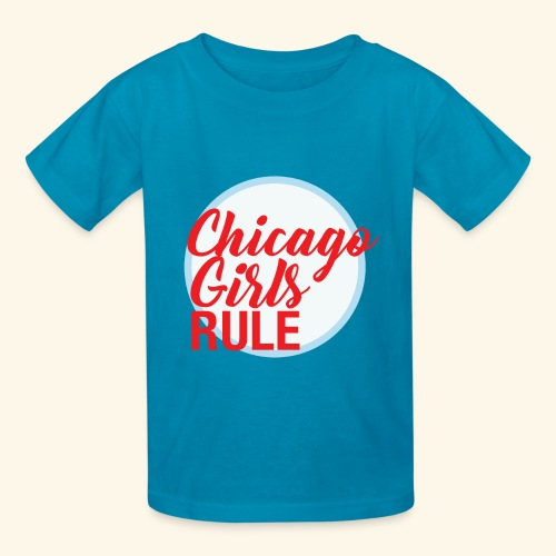 Chicago Girls Rule - Kids' T-Shirt