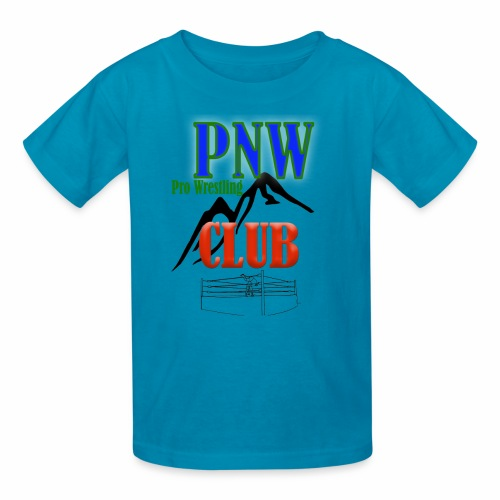 PNW Pro Wrestling Club Official Shirt - Kids' T-Shirt
