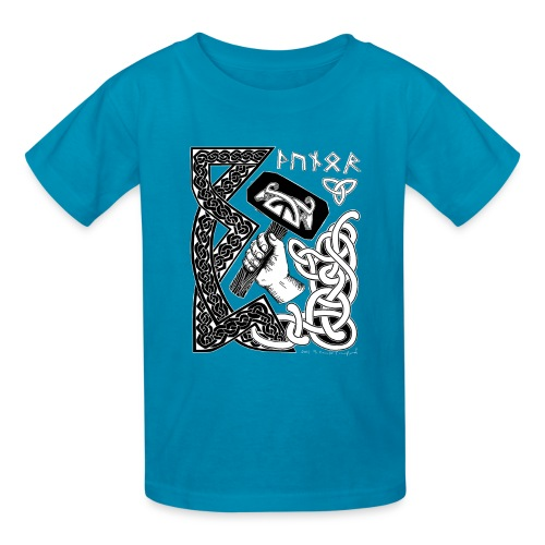 Thunor - Kids' T-Shirt