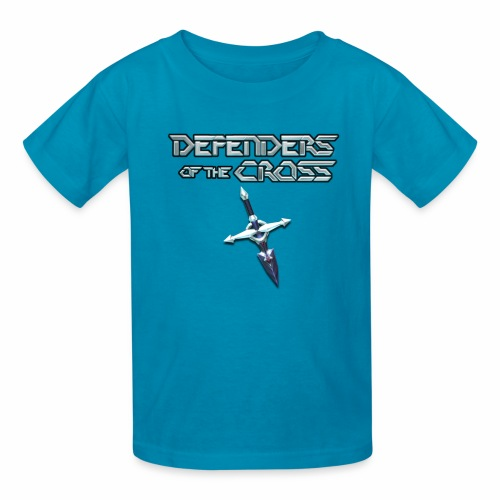 Defenders of the Cross Game T-Shirt - Kids' T-Shirt