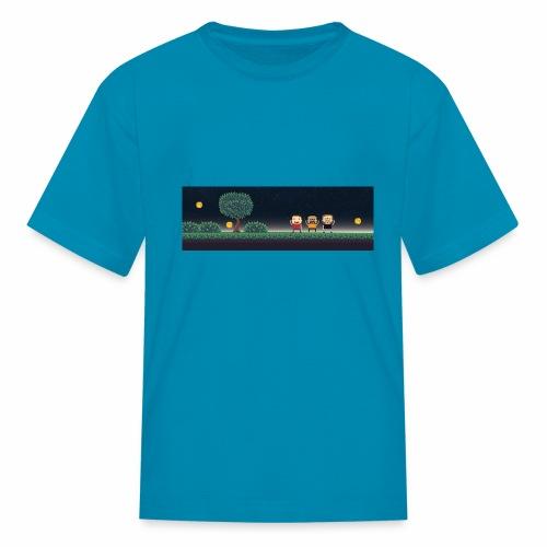 Twitter Header 01 - Kids' T-Shirt