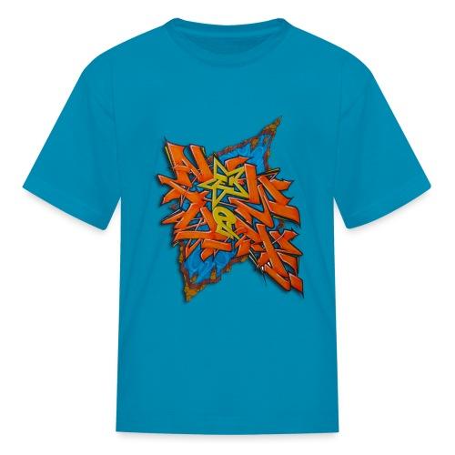 Artgomez14 - NYG Design - Kids' T-Shirt