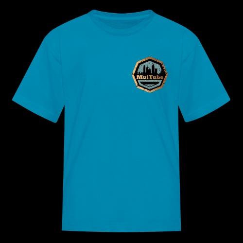 MuiTube Logo 2.0 - Kids' T-Shirt
