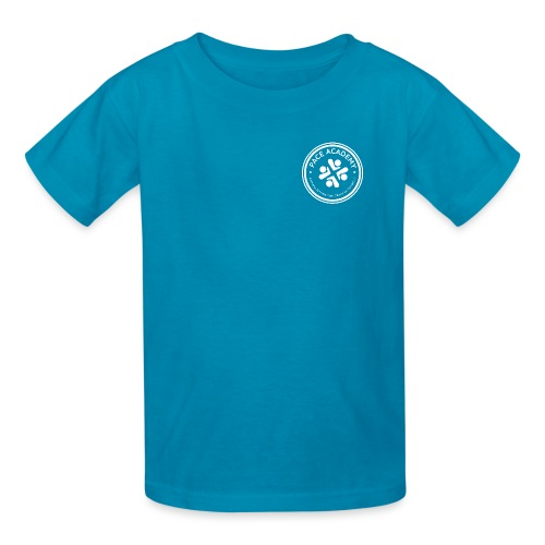 PACE Academy Circle Logo - Kids' T-Shirt