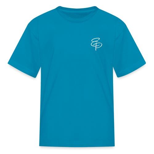 EP Letter Logo - Kids' T-Shirt