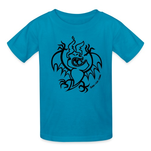 Scaring Bat - Kids' T-Shirt