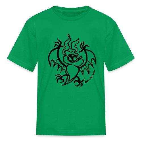Scaring Bat - Kids' T-Shirt