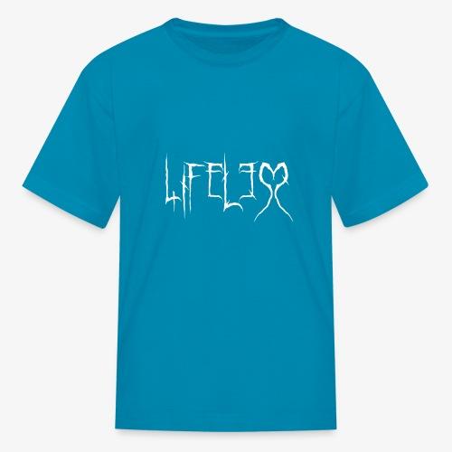 lifeless inv - Kids' T-Shirt