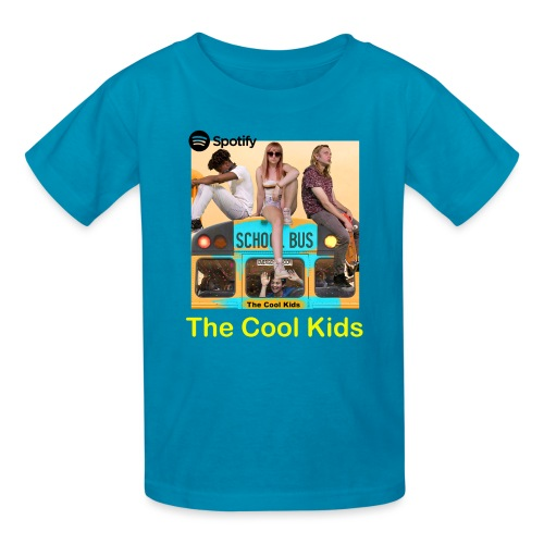 The Cool Kids - Kids' T-Shirt