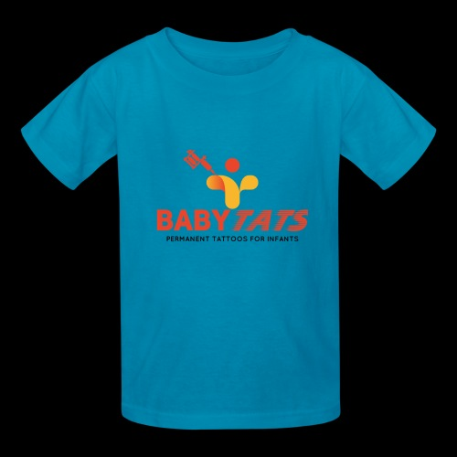 BABY TATS - TATTOOS FOR INFANTS! - Kids' T-Shirt