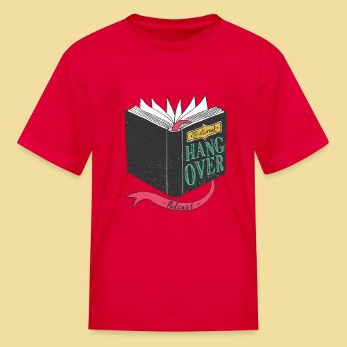 Fictional Hangover Book - Kids' T-Shirt