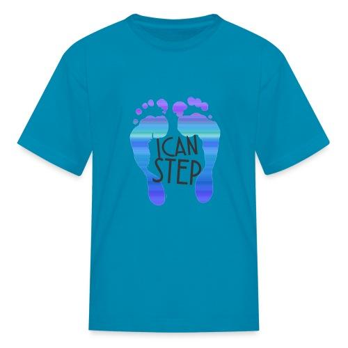 I.C.A.N.S.T.E.P. MOTTO - Kids' T-Shirt