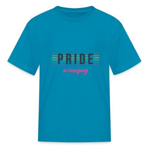 Pride Winnipeg - Kids' T-Shirt
