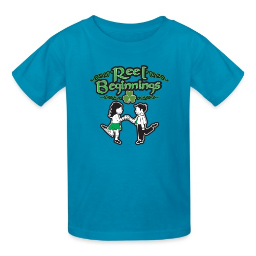 Reel Beginnings - Kids' T-Shirt