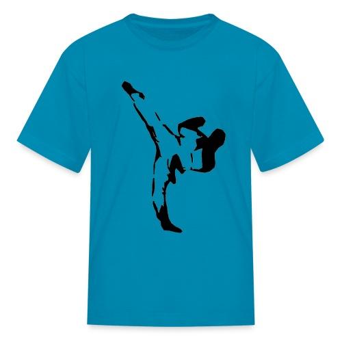 Martial Movement - Kids' T-Shirt