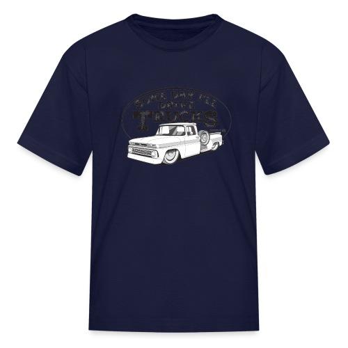 Kids63C10BaggedLongStep B - Kids' T-Shirt