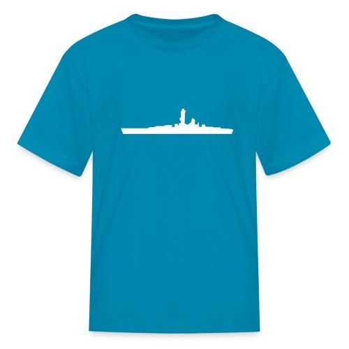 Battleship - Kids' T-Shirt