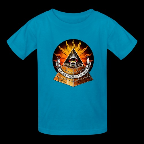 The ALMOST Great Pyramid! - Kids' T-Shirt