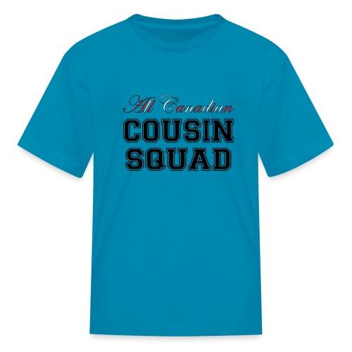 Cousin Squad B - Kids' T-Shirt