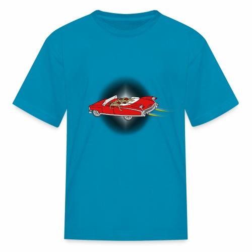 halleyscomet - Kids' T-Shirt