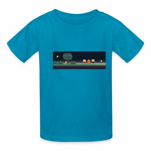 Twitter Header 01 - Kids' T-Shirt