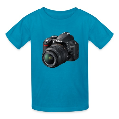 photographer - Kids' T-Shirt