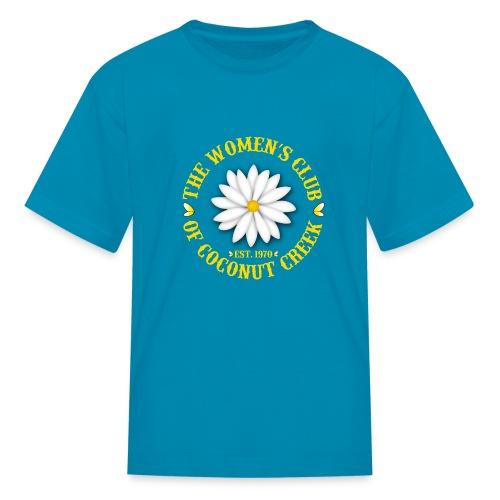 Circle Design - Kids' T-Shirt