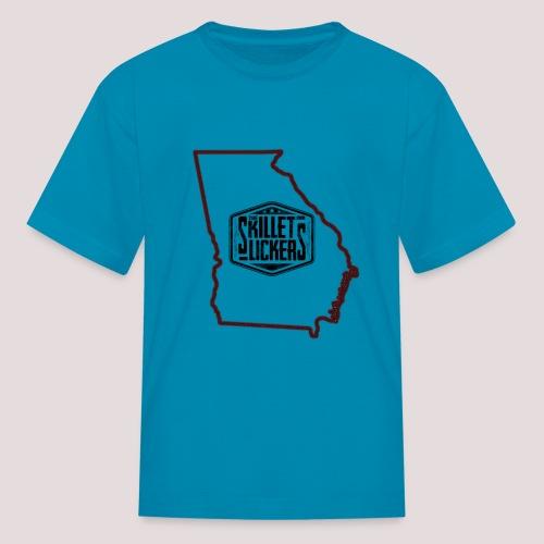 Peach Pickin' - Kids' T-Shirt