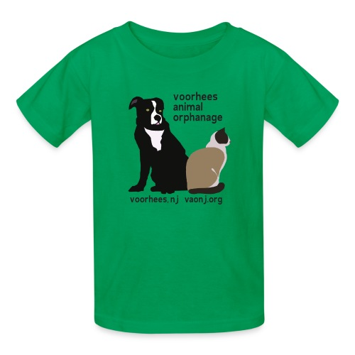 Dog and Cat - Kids' T-Shirt