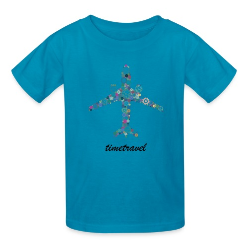 Time To Travel - Kids' T-Shirt