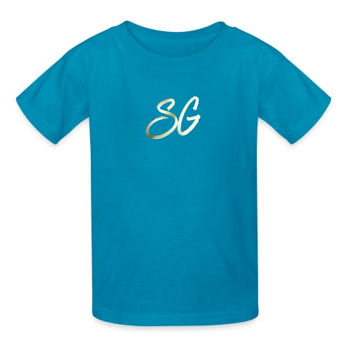 Limited Edition Gold Foil SG - Kids' T-Shirt