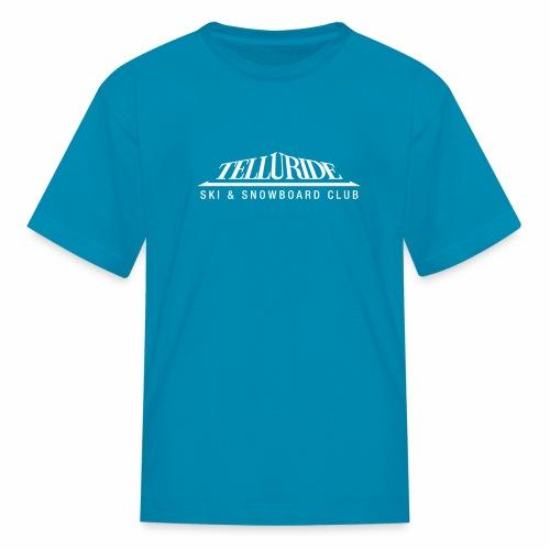 TSSC Mountain Logo - Kids' T-Shirt