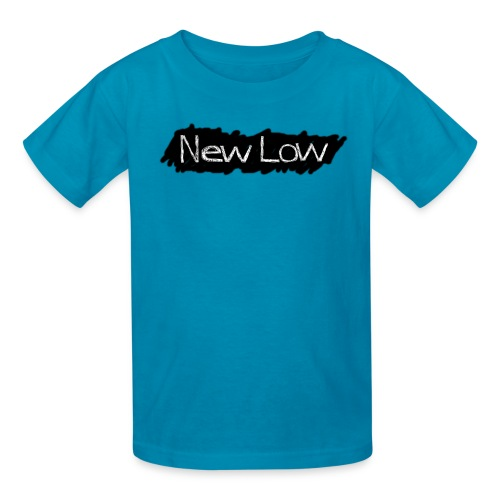new low logo1a - Kids' T-Shirt
