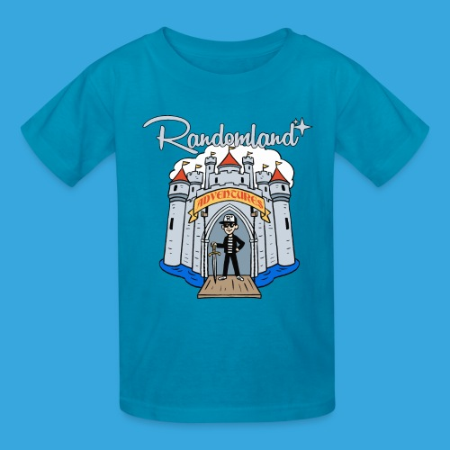 Castle Shirt - Kids' T-Shirt