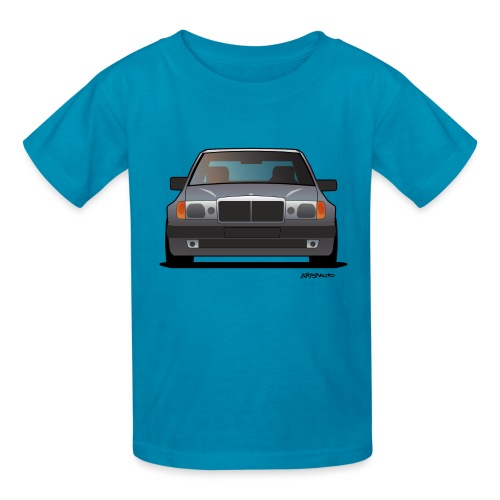 MB w124 500E - Kids' T-Shirt
