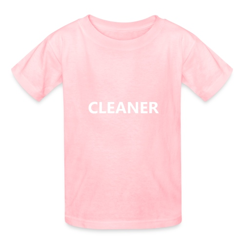 Cleaner - Kids' T-Shirt