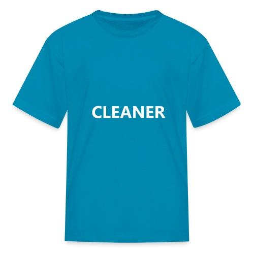 Cleaner - Kids' T-Shirt