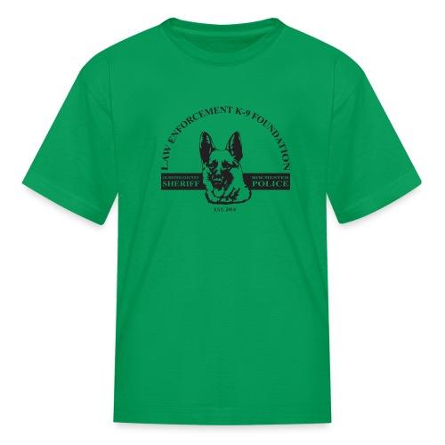 Dog Design - Kids' T-Shirt